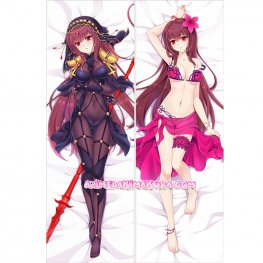 Fate/Grand Order Dakimakura Scathach Body Pillow Case